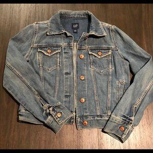 Women's Gap Icon Denim Jacket Size Small